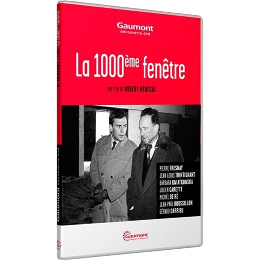 La 1000ème fenêtre : Pierre Fresnay, Jean-Louis Trintignant