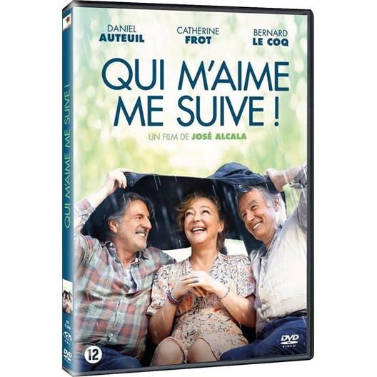 Qui m'aime me suive : Daniel Auteuil, Catherine Frot...