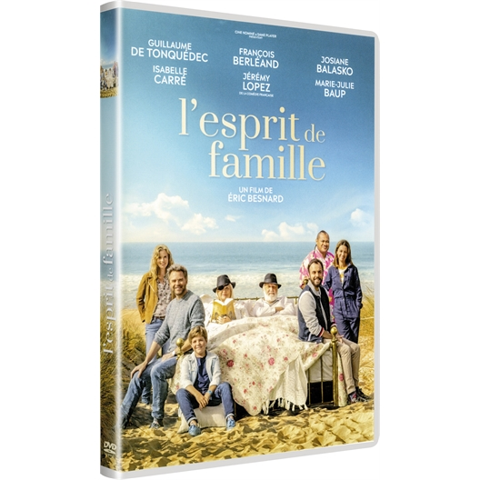 L'esprit de famille : Guillaume de Tonquédec, Isabelle Carré...
