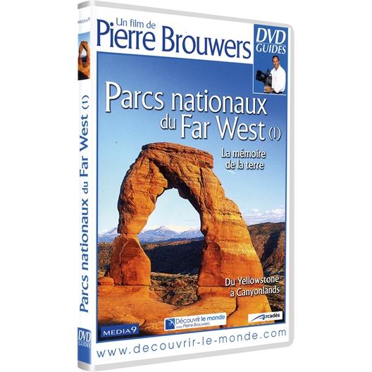Parcs nationaux du Far West 1 : La mémoire de la terre