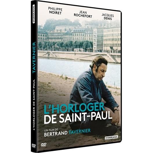 L'horloger de Saint-Paul : Philippe Noiret, Jean Rochefort