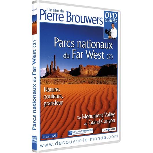 Parcs nationaux du Far West 2 : Nature, grandeur, couleur