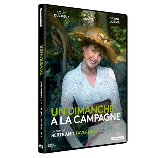 Un dimanche à la campagne : Louis Ducreux, Michel Aumont, Sabine Azéma