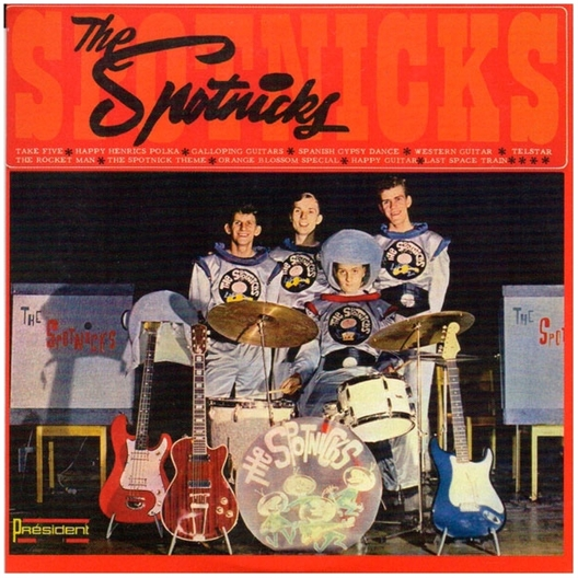 The Spotnicks : Orange Blossom