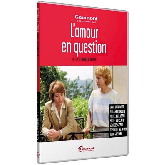 L'amour en question : Annie Girardot, Michel Auclair, Michel Galabru,…