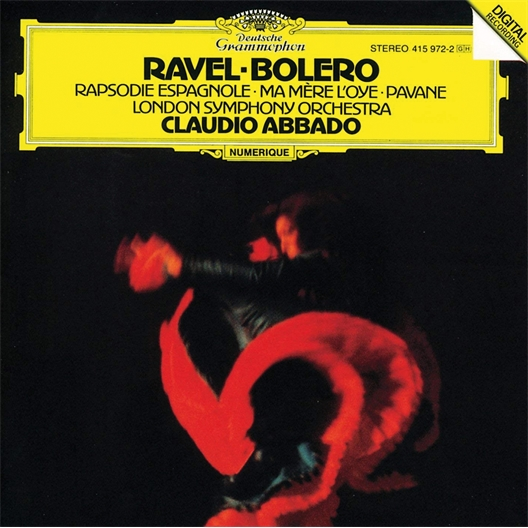 Boléro de Ravel : Claudio Abbado and London Symphony Orchestra