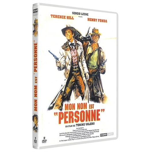Mon nom est personne : Terence Hill, Henry Fonda
