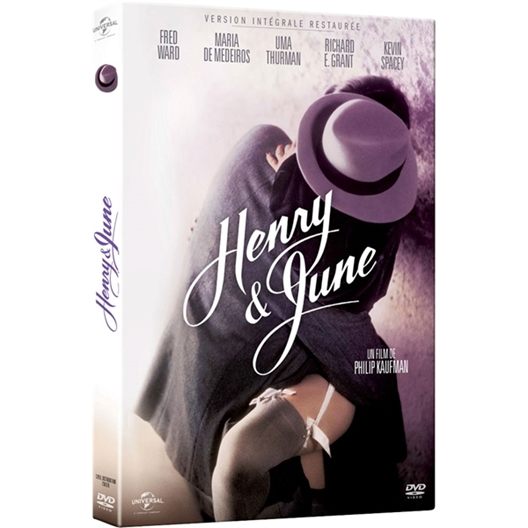 Henry & June : Uma Thurman, Fred War, Kevin Spacey