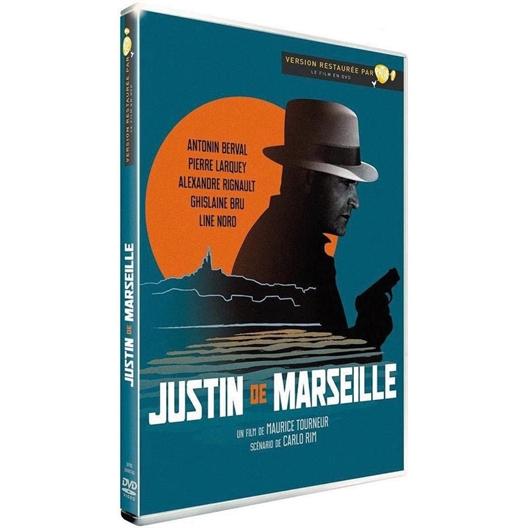 Justin de Marseille : Antonin Berval, Pierre Larquey, …