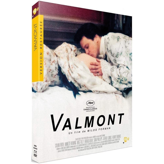 Valmont : Colin Firth, Annette Bening, …