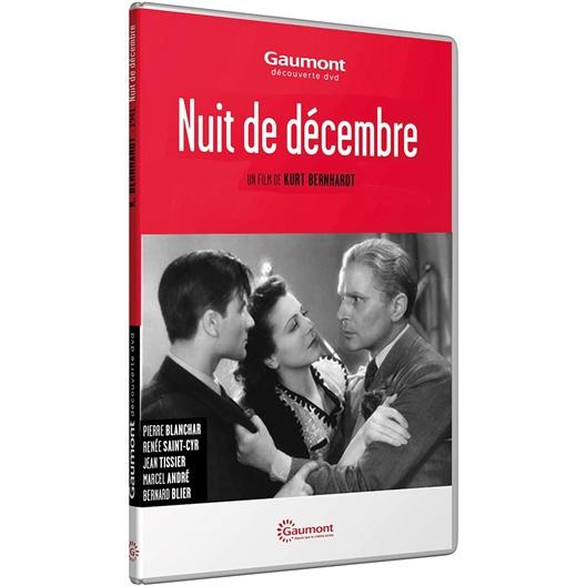 Nuit de décembre : Pierre Blanchar, Renée Saint-Cyr, …