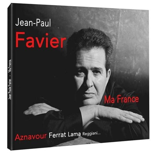 Jean-Paul Favier : Ma France