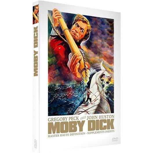 Moby Dick : Gregory Peck, Richard Basehart…