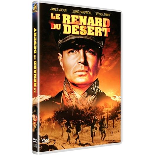 Le renard du désert : James Mason, Cedric Hardwicke...