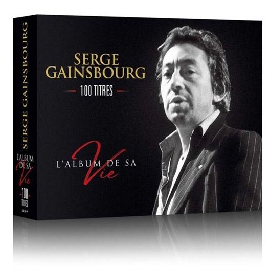Serge Gainsbourg : Intégrale, l'album de sa vie