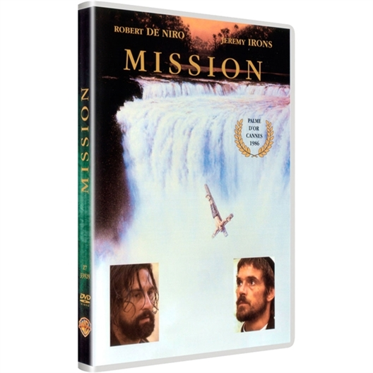 Mission : Robert De Niro, Jeremy Irons
