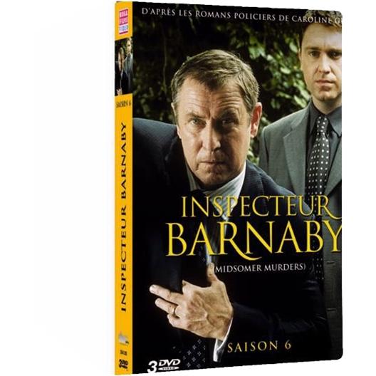 Inspecteur Barnaby : Nettles, Wymark [Saison 6]