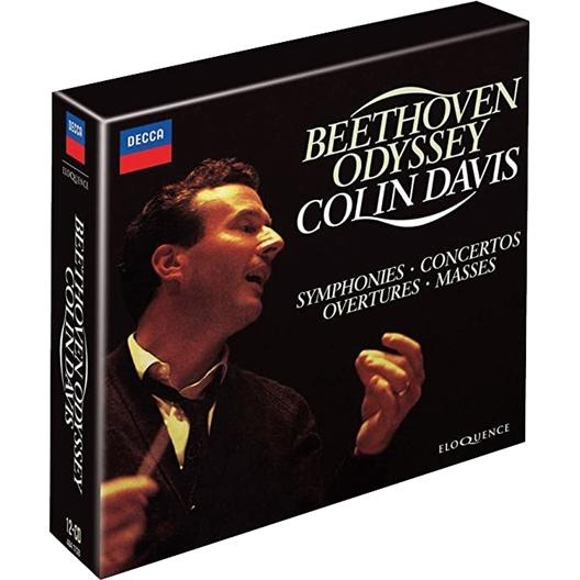 Colin Davis : L'odyssée Beethoven