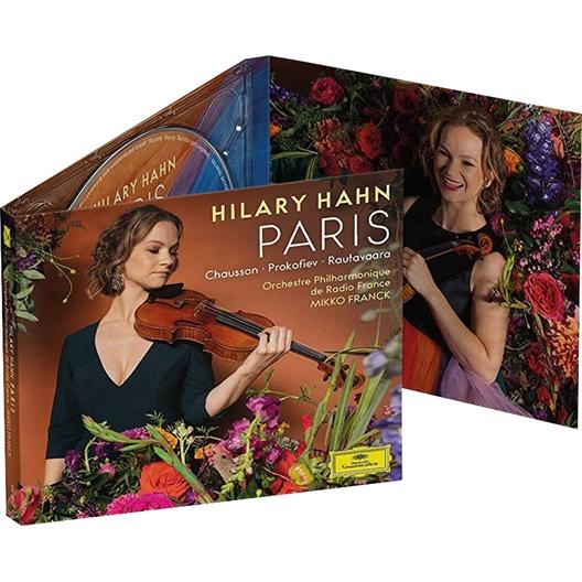 Hilary Hahn : Paris