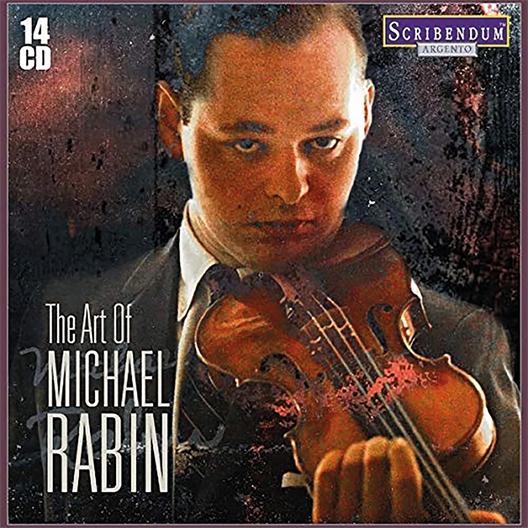 Michael Rabin : The Art