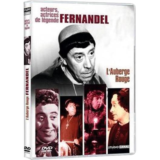 L'auberge Rouge : Fernandel, Rosay