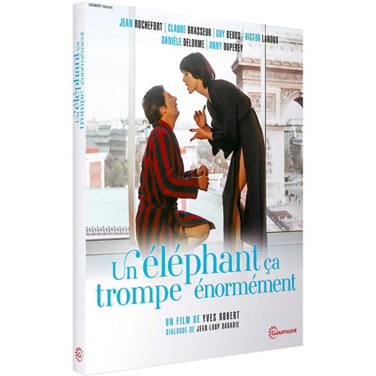 Un éléphant ça trompe énormément : Claude Brasseur, Victor Lanoux, Jean Rochefort, Guy Bedos