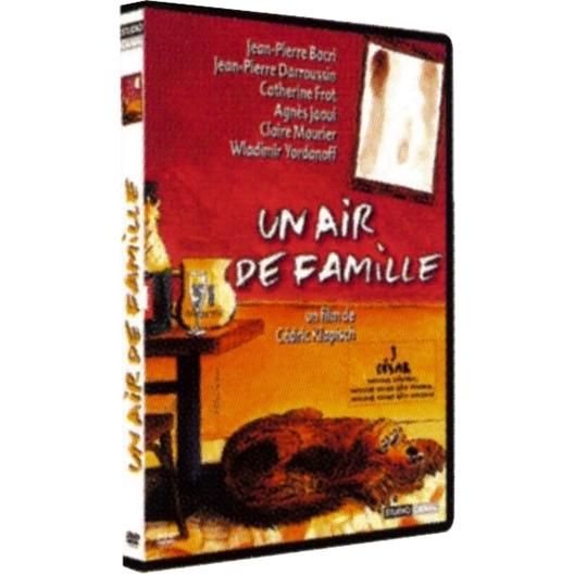 Un air de famille : Agnes Jaoui, Jean-pierre Bacri