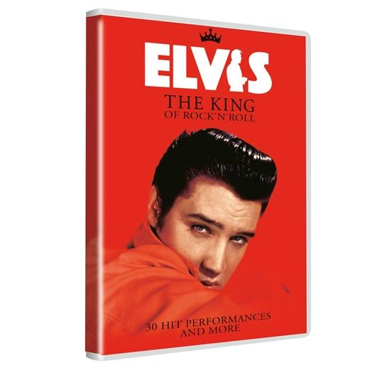 Elvis : The King Of Rock'N'Roll (DVD)