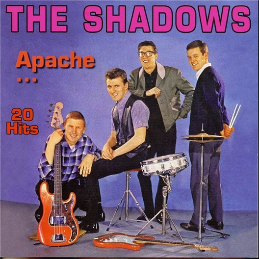 The Shadows : Apache (CD)