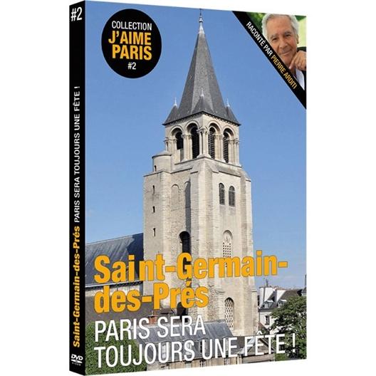 Saint-Germain des prés : Paris sera toujours une fête !