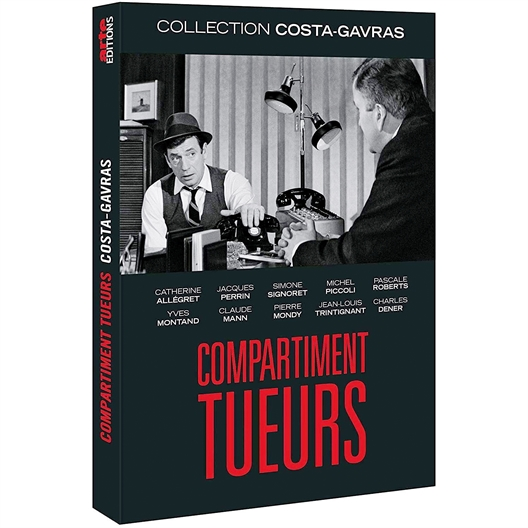 Compartiment tueurs : Yves Montand, Jacques Perrin, Pierre Mondy…