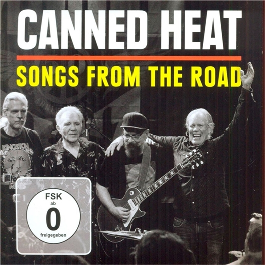 Canned Heat : Songs from the road