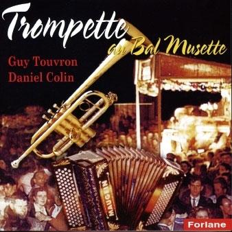 Trompette au bal musette (CD)
