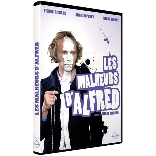 Les malheurs d'Alfred : Pierre Richard, Annie Duperey…
