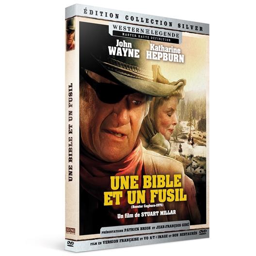 Une bible et un fusil : John Wayne, Katharine Hepburn...