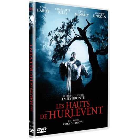 Les hauts de Hurlevent : Tom Hardy, Charlotte Riley… (DVD)