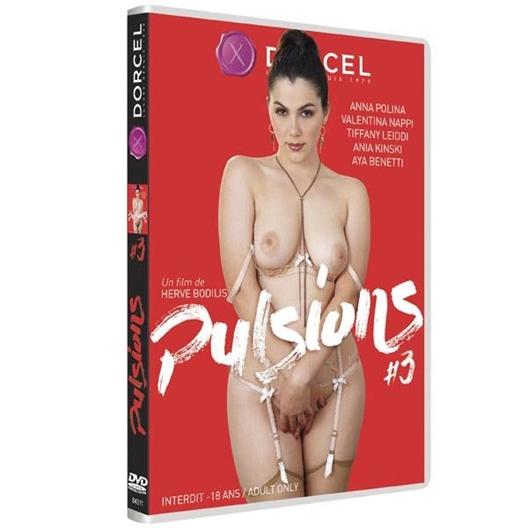 Pulsions 3 : Anna Polina, Valentina Nappi, …