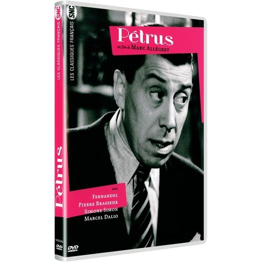 Petrus : Pierre Brasseur, Fernandel, Simone Simon… (DVD)