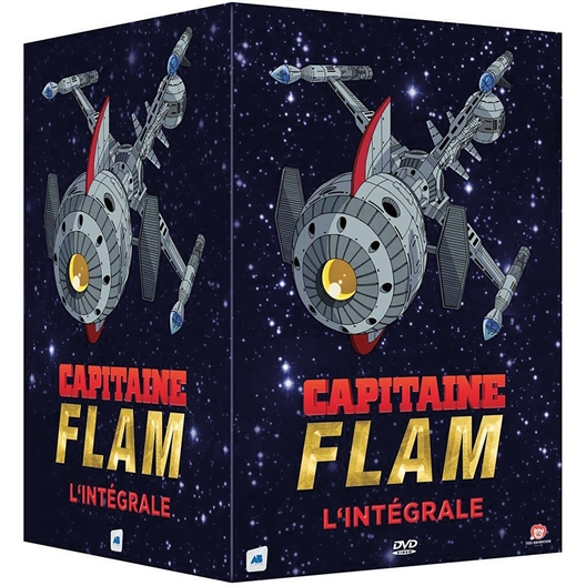 Capitaine Flam - L'intégrale de la saison 1