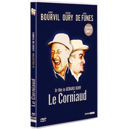 Le corniaud : De Funès, Bourvil