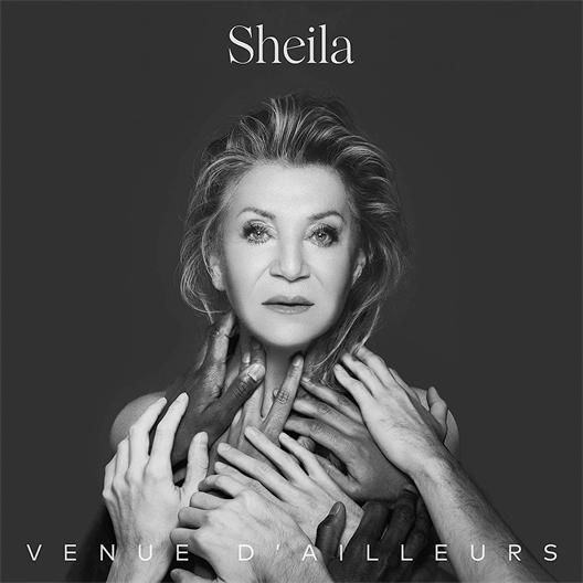 Sheila : Venue d'ailleurs (CD)