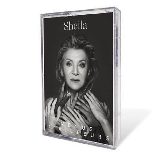 Sheila : Venue d'ailleurs (K7 AUDIO)