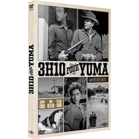 3h10 pour Yuma : Glenn Ford, Van Heflin…