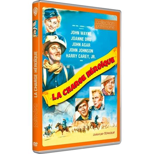 La charge héroïque : John Wayne, Joanne Dru…