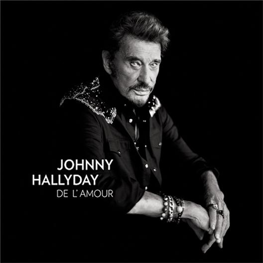 Johnny Hallyday : De l'amour (LP)