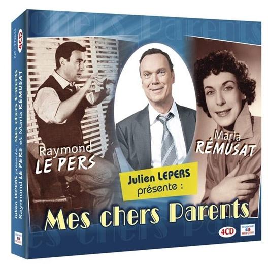 Julien Lepers : Mes chers parents
