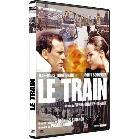 Le Train : Trintignant, Schneider
