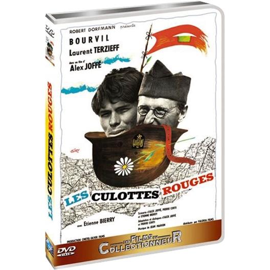 Les culottes rouges (DVD)