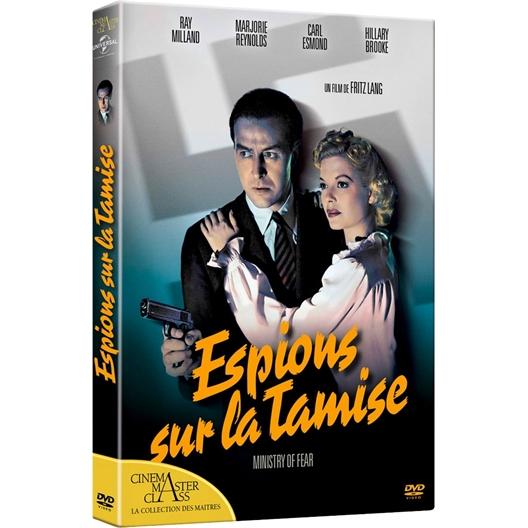 Espions sur la Tamise : Ray Milland, Marjorie Reynolds