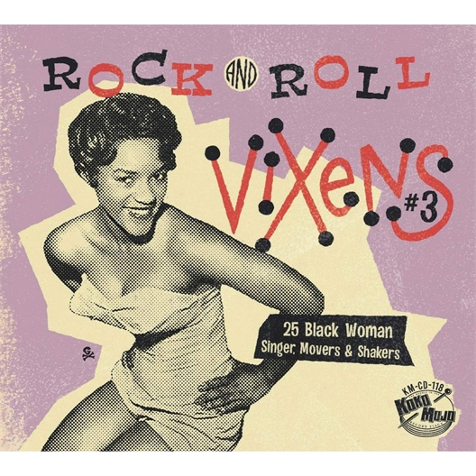 Rock and Roll : Vixens n°3